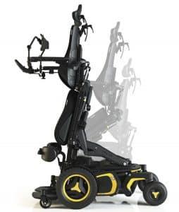 F5 corpus power wheelchair