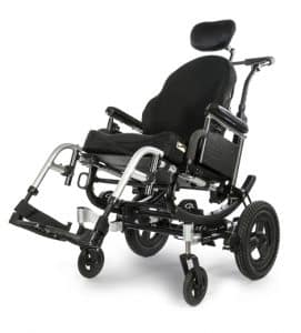 Quickie IRIS power wheelchair