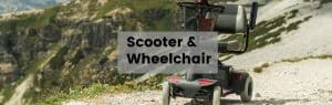 scooter and wheelchair header