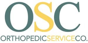 orthopedic service co. logo