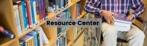 resource center header