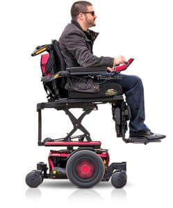 ilevel power wheelchair quantum rehab