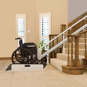 indoor wheelchair platform lift