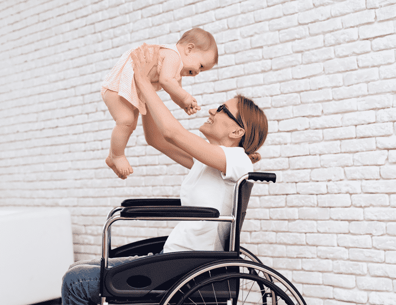 Disability And Parenting: Top Baby Products For Disabled Moms