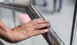 braille handrails