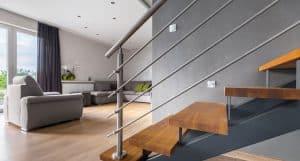 living room handrails