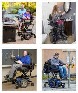 ilevel empowers wheelchair